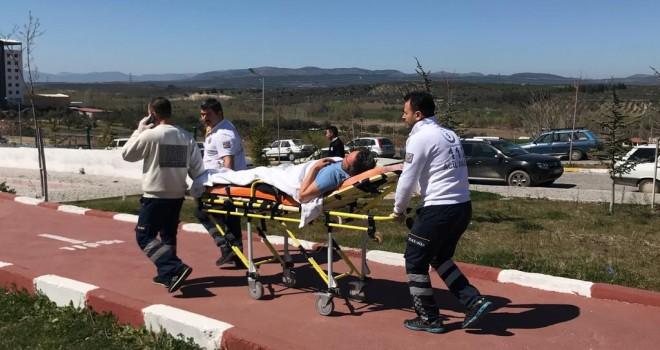 Manisa'nın İlk Ve Tek Ambulans İnişli Hastanesi
