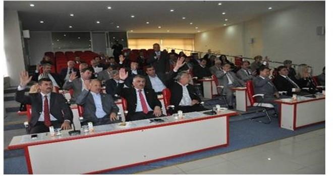 Soma'da Yeni Belediye Meclisi