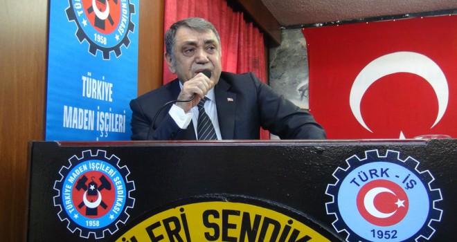 Türkiye Maden İşçileri Sendikası Genel Başkanı Nurettin Akçul, Önlemler Yeterli  Dedi