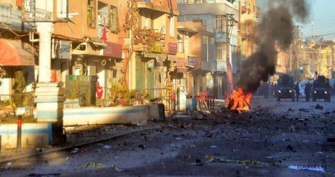 Adana'da Patlama