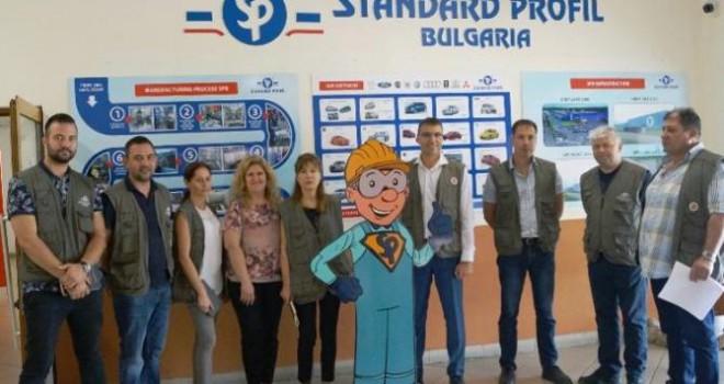"""Standard Profil """"İş Sağlığı Güvenliği ve Çevre Haftası""""nı başlattı"""