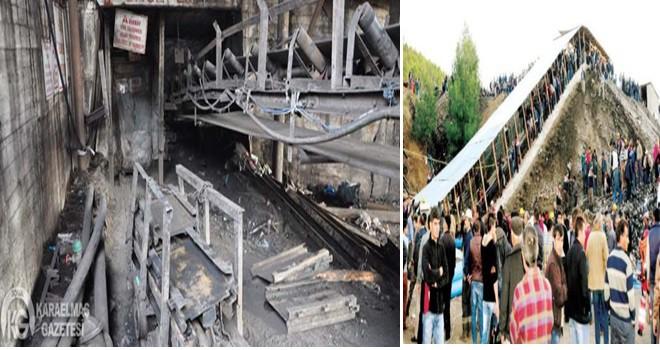 Soma'da Kapanan Madenden Sonra O İlçede'de Maden Kapandı