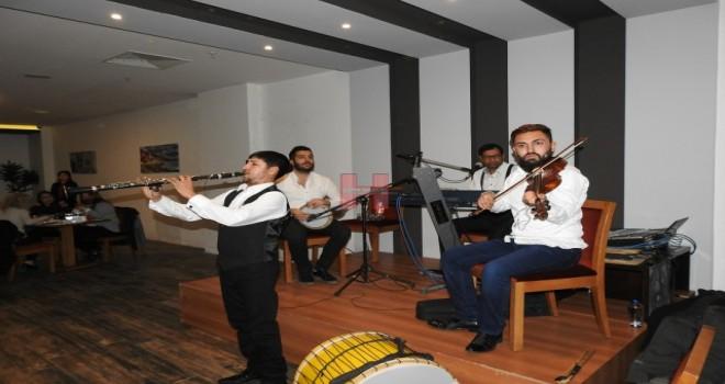 Soma Ramada Otelde Klarnet  Gecesi