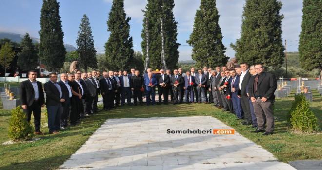 IG BCE Sendikası, Maden İş Sendikasını Ziyaret Etti
