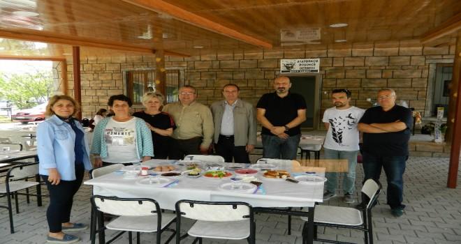 Soma ADD Birlik Beraberlik Kahvaltısı Düzenledi