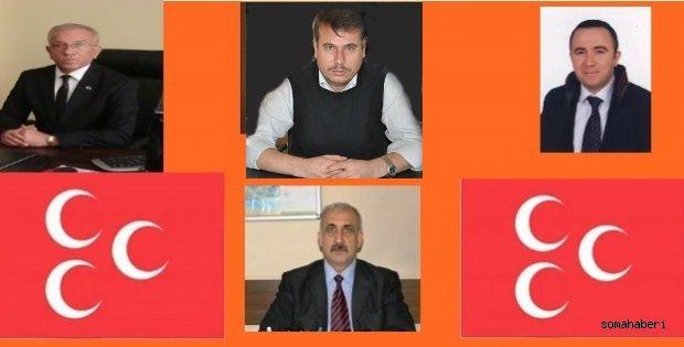 M H P Belediye Başkan Aday  Adayları