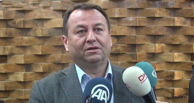 Manisa Baro Başkanı Ali Arslan De-diki......Deliller?