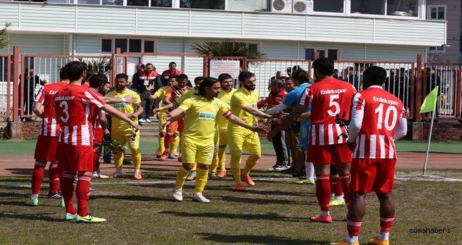 Manisa Büyükşehir Belediyespor, grupta ki son maçında Erdekspor'un konuğu oldu.