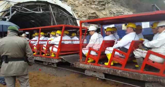 O Madene  İnildi. Delil......?
