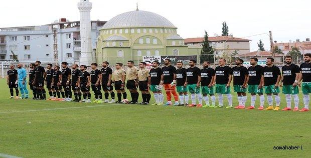 Soma'da Puanlar Paylaşıldı 0-0