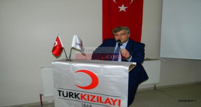 Türk Kızılayı sadece afetlerde değil, ihtiyacın olduğu her alanda faaliyetlerini sürdürmektedir.